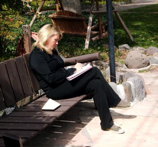 Yoga of Writing with Sedona Meditation Training Co.